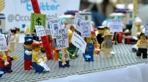 Actualité 2011 en Lego par The Guardian