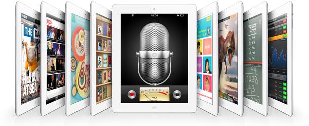 Besoin d'une application Dictaphone pour iPad ?