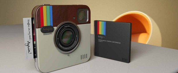 Si Instagram lançait un Appareil Photo …