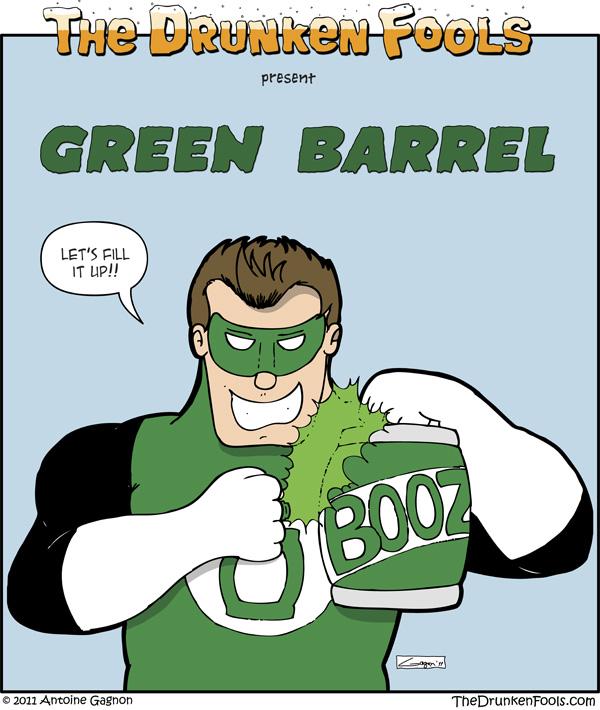 2011-06-20 - Strip 114 - The Incredible Drunk - Epilogue