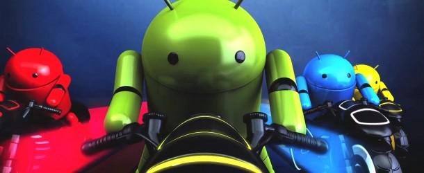 Android 4 et Galaxy Nexus présentés par Google