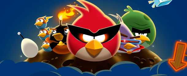 Angry Birds Space bientôt sur Windows Phone