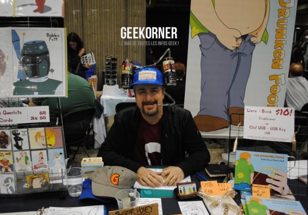 Antoine-Gagnon-The-Drunken-Fools-montreal-comiccon-2011-geekorner-2