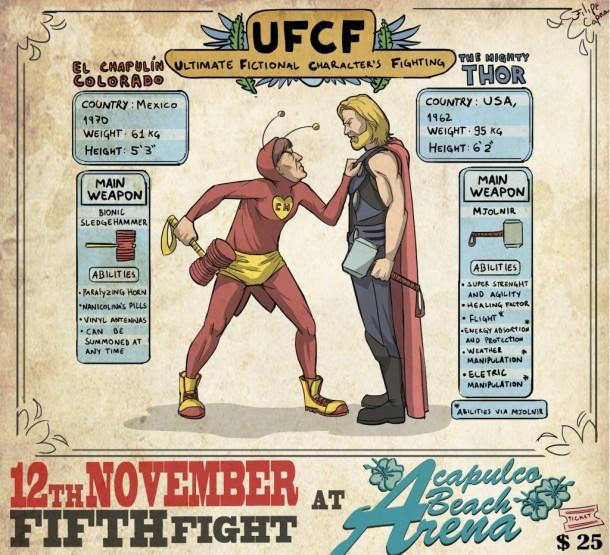 Combats-Super-Heros-UFCF-Geekorner-7-1024x931
