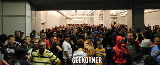 Comiccon de Montréal 2011 : 20 000 visiteurs