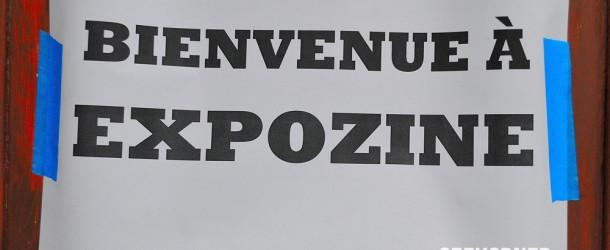 Expozine 2011 de Montréal : Reportage et Photos