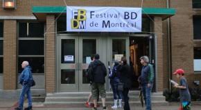 Reportage : Festival BD de Montréal 2012 en images