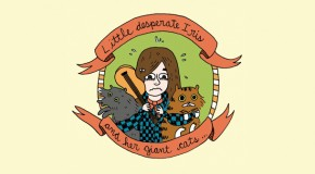 Iris Boudreau : BD, Blogs, Illustrations [Entrevue]