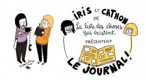 La Liste Des Choses Qui Existent : Fanzine d'Iris et Cathon