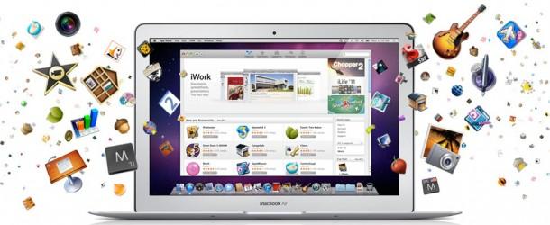 Le Mac App Store dépasse 10 000 applications
