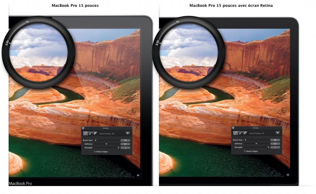 Apple lance de nouveaux macbook au wwdc 2012 for Apple 300 dollar book