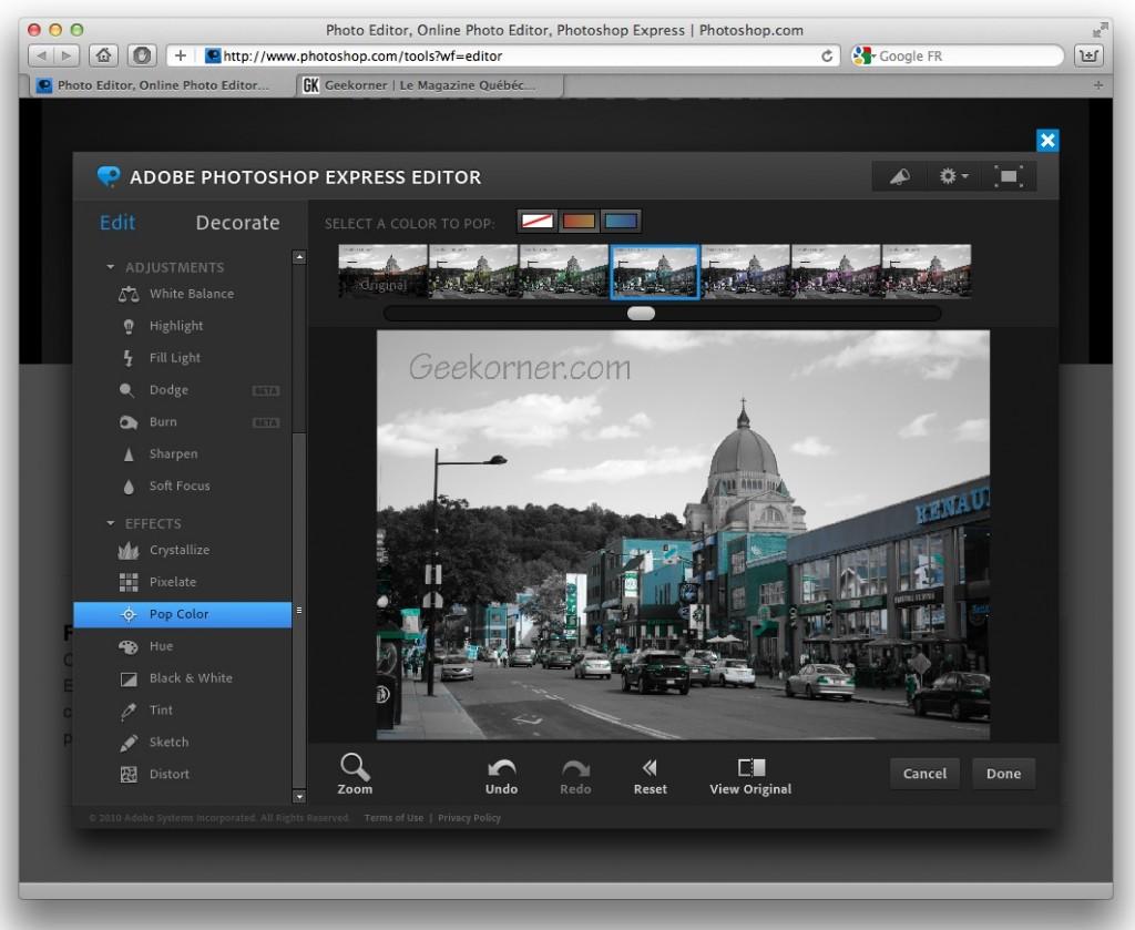 Photo editor online - Pixlr.com