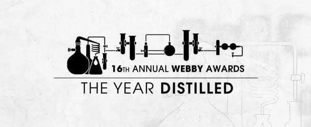 Webby Awards 2012 : Les gagnants sont …