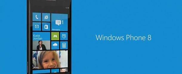 Windows Phone 8 : 8 nouveautés dévoilées