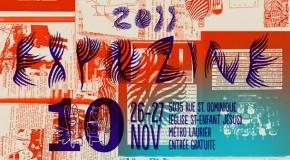 Expozine 2011 de Montréal ouvre ses portes