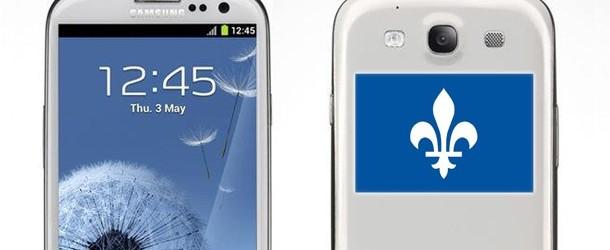 Samsung Galaxy S3 au Québec le 20 juin 2012 : Officiel