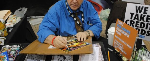 Neal Adams et Josh Adams au Comiccon de Montréal 2011