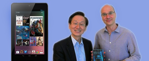 Conception du Nexus 7 : Une Torture de 4 mois