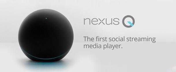 Nexus Q : Google dévoile une boule Multimédia
