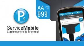 Montréal : Payer son Stationnement sur Téléphone