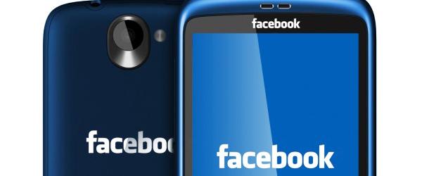 Facebook : un téléphone intelligent pour 2013 ?
