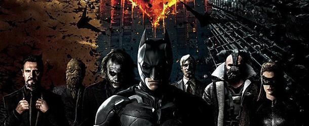 Batographie : Résumé de la Trilogie de Batman