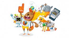Firefox 14 : Nouveautés et Téléchargements