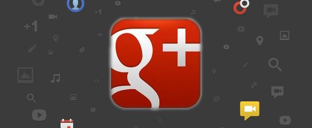 Google Plus débarque sur iPad [Test]