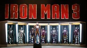 Iron Man 3 : La Nouvelle Armure en Photos
