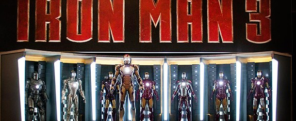 Iron Man 3 : La Nouvelle Armure en Photos