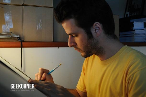 Julien Paré-Sorel - Geekorner - 50