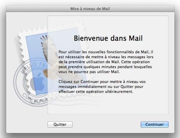 Mail Mountain Lion Install - 01