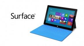 Microsoft Surface : Lancement le 26 octobre 2012
