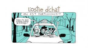 L'Ostie d'Chat : Bonus d'Été pour le Blog BD