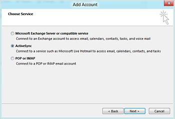 Outlook-Preview_screenshot_Communicate