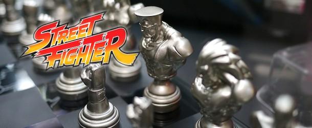 Street Fighter : un Jeu d'Échecs pour les 25 ans