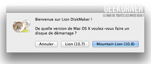 USB Mountain Lion - Geekorner - 01