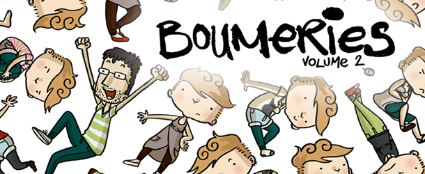 Boumeries : le volume 2 du blog BD disponible