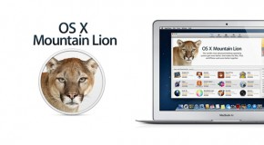 OS X Mountain Lion Disponible en Téléchargement