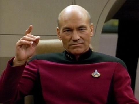 Captain-Picard - Patrick Stewart