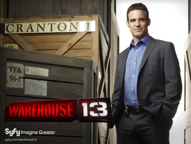 Eddie McClintock - Warehouse 13