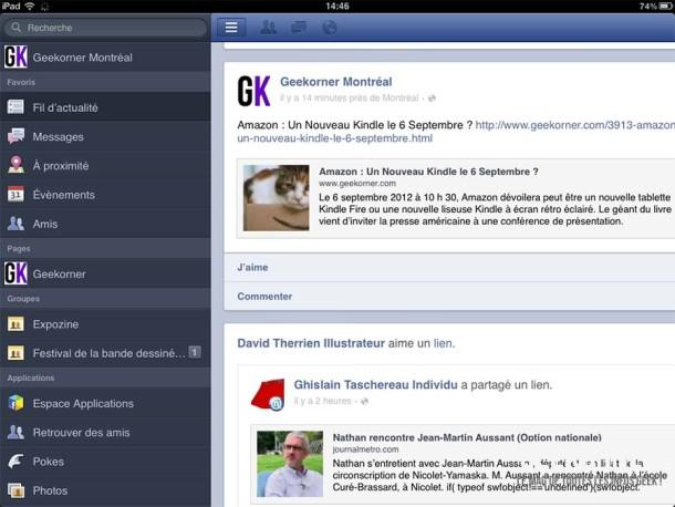 Facebook iOS Aout 2012 - Geekorner 11