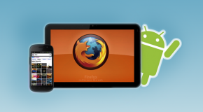 Firefox dbarque sur les Tablettes Android