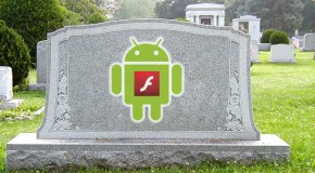 Flash pour Android : La Fin c'est ce Soir !