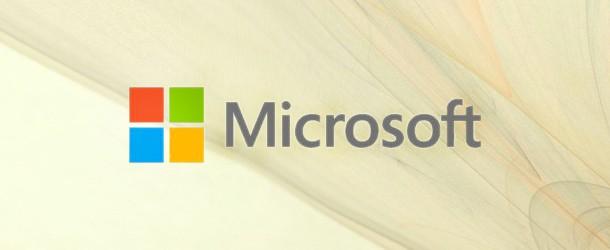 Microsoft dévoile son nouveau Logo