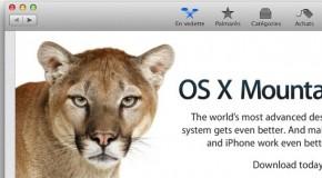 Mountain Lion 10.8.1 : Correctifs et Téléchargement