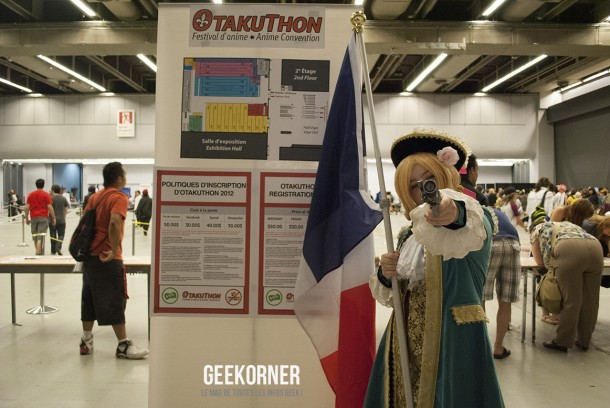 Otakuthon 2012 - 3 Aout - Cosplay - Geekorner - 01