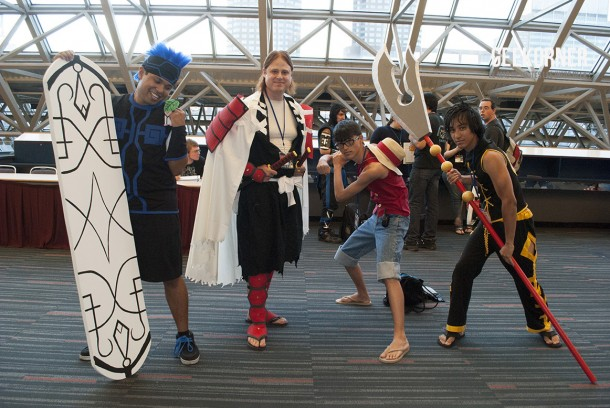 Otakuthon 2012 - 3 Aout - Cosplay - Geekorner - 16