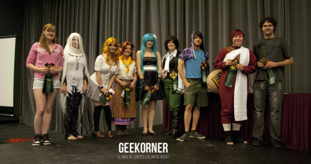 Otakuthon 2012 - Mascarade - Geekorner - 08