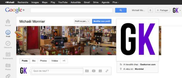 Rappel Anniversaire Google Plus - Geekorner - 001